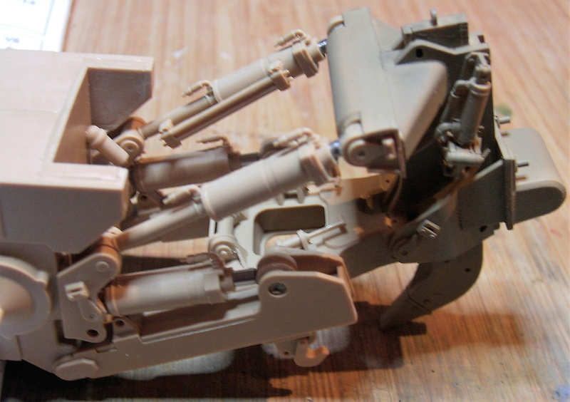 D9R with Slat Armor - 1:35 von Meng Pict5419