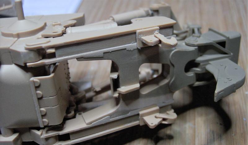 D9R with Slat Armor - 1:35 von Meng Pict5420