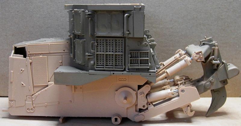 D9R with Slat Armor - 1:35 von Meng - Seite 2 Pict5425