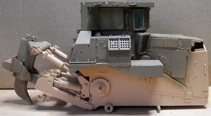 D9R with Slat Armor - 1:35 von Meng - Seite 2 Pict5431