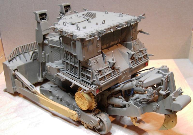 D9R with Slat Armor - 1:35 von Meng - Seite 2 Pict5457