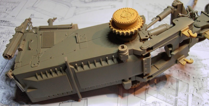 D9R with Slat Armor - 1:35 von Meng - Seite 2 Pict5462