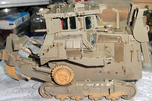 D9R with Slat Armor - 1:35 von Meng - Seite 3 Pict5475