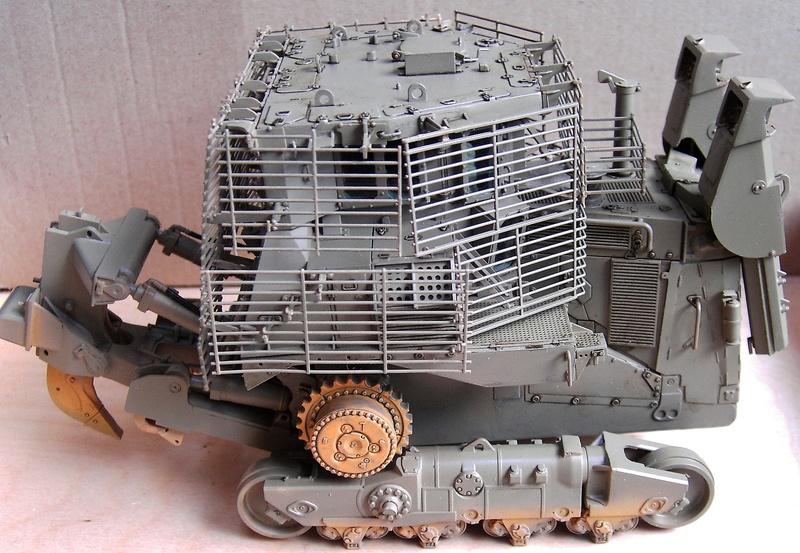 D9R with Slat Armor - 1:35 von Meng - Seite 3 Pict5524