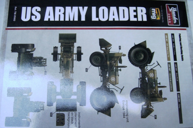 US Army Loader - Thundermodel 1:35 Pict5634