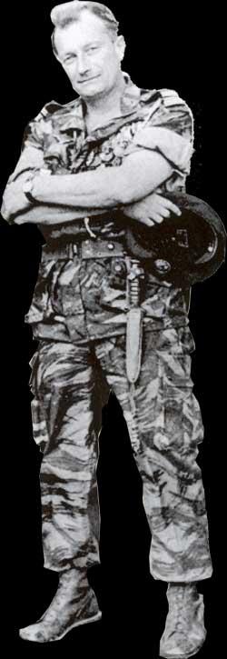 Le 1er R.C.P. rend hommage à un de leur chef de corps prestigieux Jeanpi10
