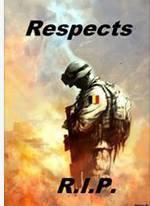 Le Maréchal des logis-chef Fabien Jacq du 515e Régiment du Train mortellement blessé par l'explosion d'une mine au Mali                          Respec10