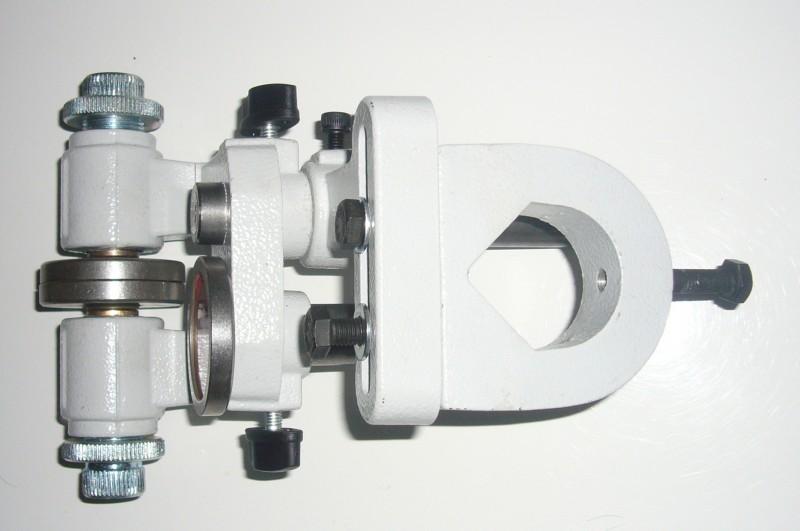 changement galet guidage de lame scie a ruban P1160212
