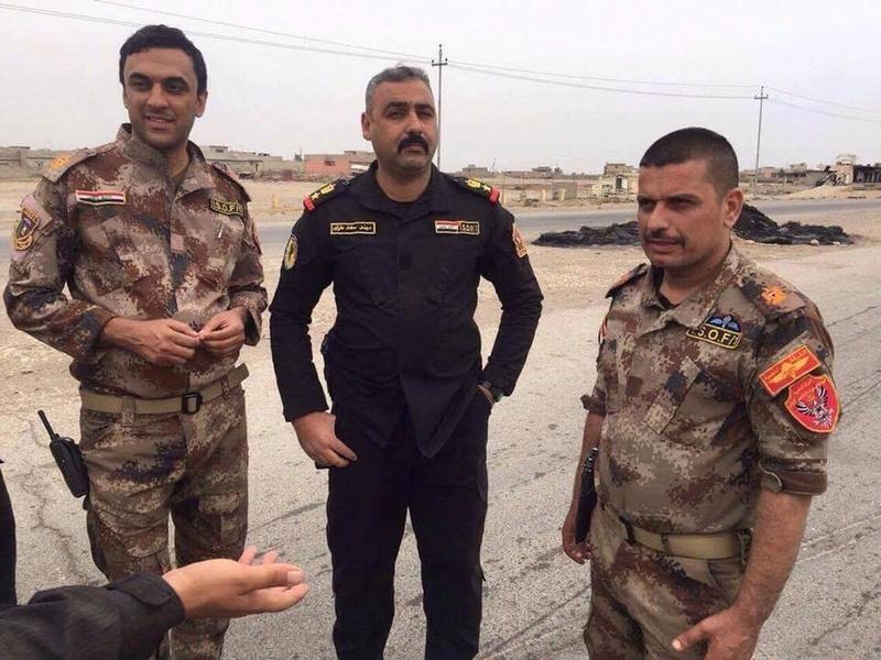 iraqi ISOF jacket  14581410
