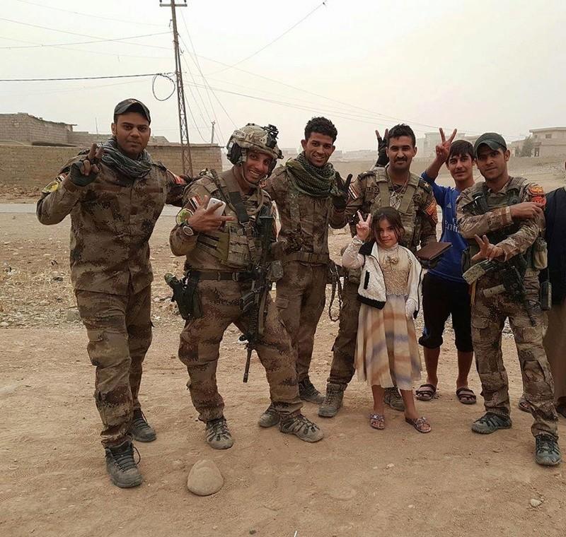 iraqi ISOF jacket  15078610