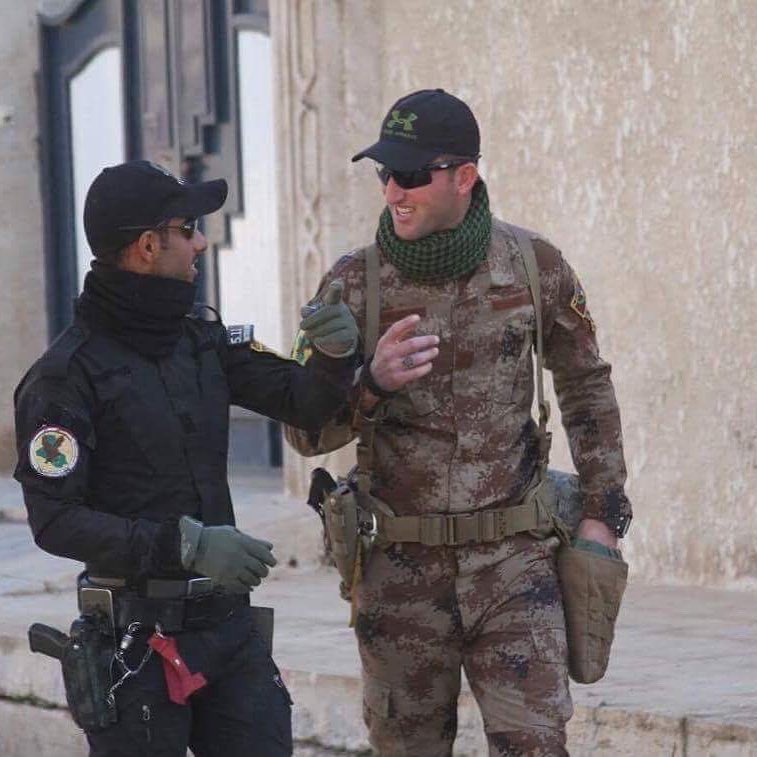 iraqi ISOF jacket  15232010