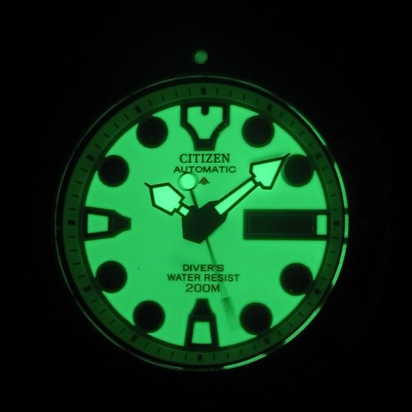 citizen - Citizen NY 0040-9W  « La fée verte » Citize10