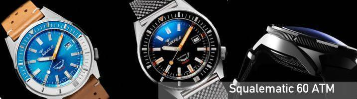 Squalematic 60atm Squale10