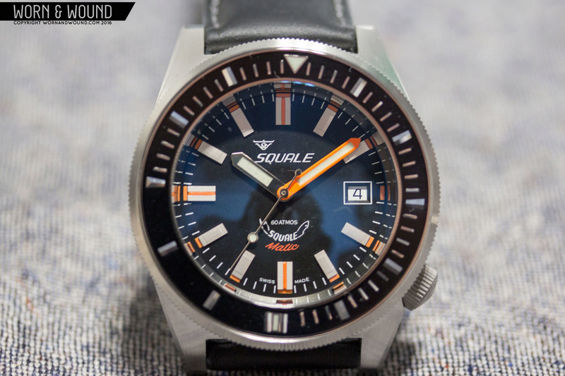 Squalematic 60atm Squale11