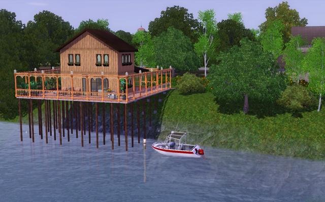Oakwood Island Screen15