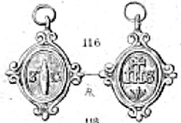 Notre Dame de Foy (Ruisseauville) -  Inscripción, (R.M. SXVII-O413) Ardent10
