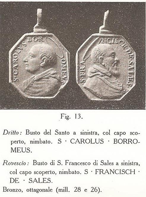 San Carlos Borromeo / San Francisco de Sales - MR518 (R.M. SXVII-P121) Carlos10