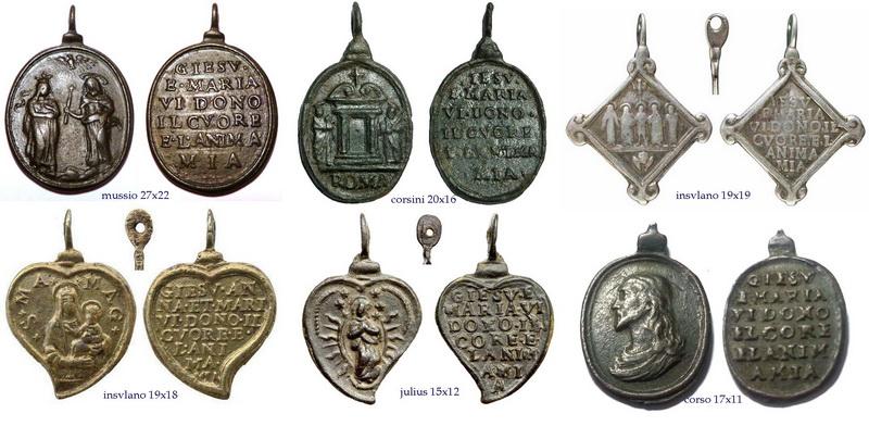 Jesús y Maria - Jaculatoria, s. XVII (R.M. SXVII-O412) Cuadro10
