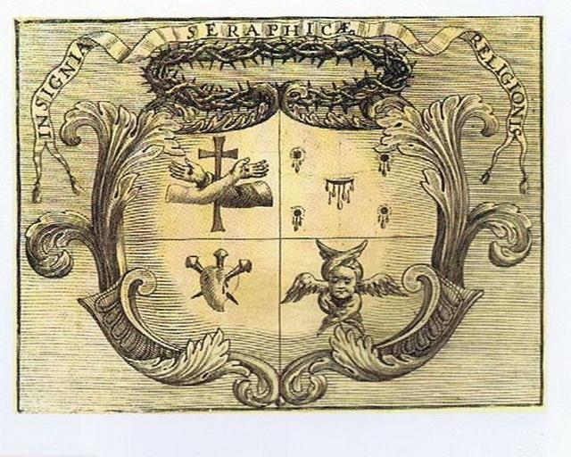 Nomina Sacra IHS / Monograma de María (R.M. SXVII-O415) (Pe Nomina Sacra 19b) Emblem10