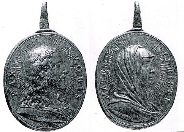 Recopilación medallas con el Rostro de Cristo ( Salvator Mvndi II) Jesucr14