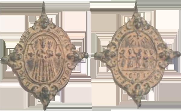 1622 - V. de Loreto / cinco santos canonizados en 1622 Loreto10