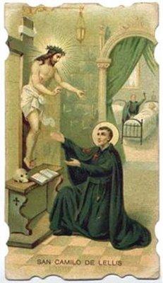 San Camilo de Lelis - Corazón de Jesús, S. XVIII San_ca10