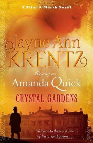 Les ladies de Lantern Street - Tome 1 : Le Mystère de Crystal Gardens de Amanda Quick 12019610