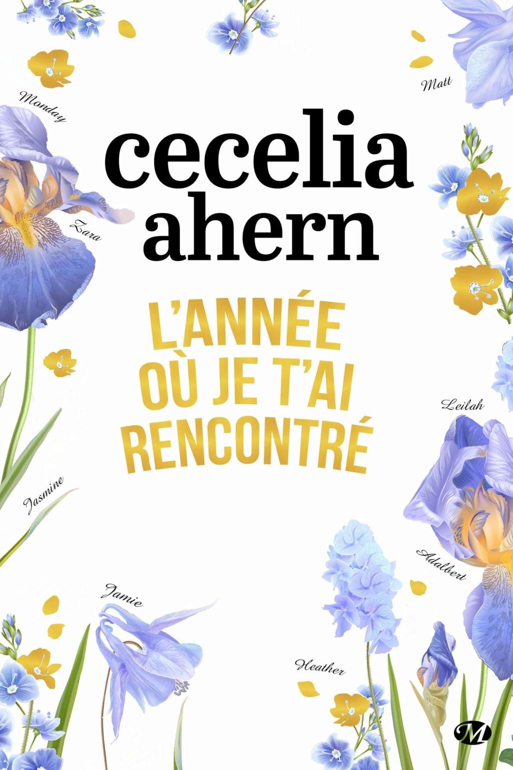L'Année où je t'ai rencontré de Cecelia Ahern 719-5410