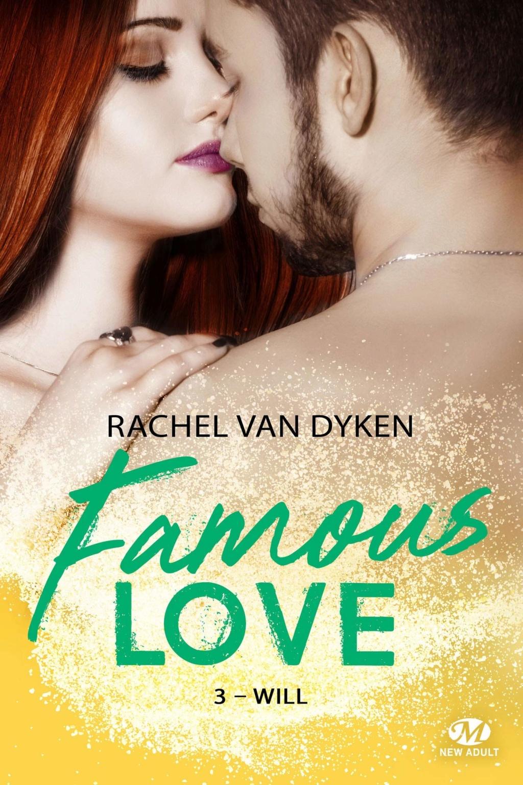 Famous Love - Tome 3: Will de Rachel Van Dyken 81doke10