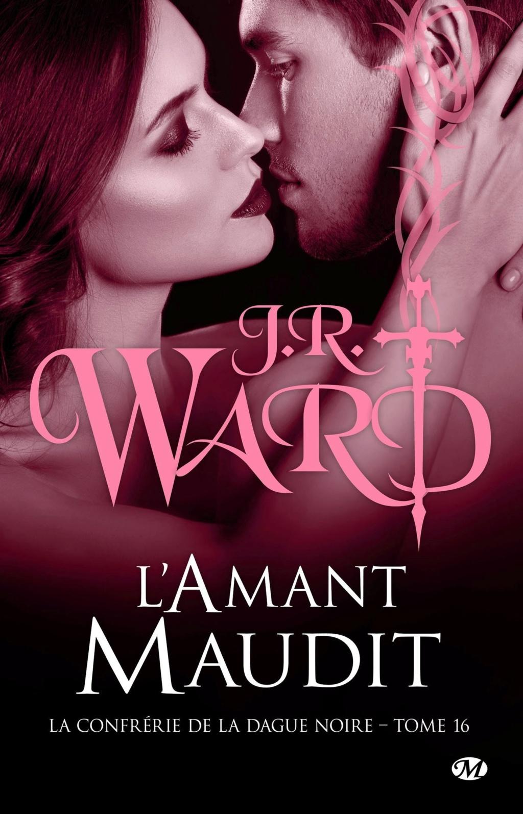 La Confrérie de la Dague Noire - Tome 16: L'Amant Maudit de JR Ward 81pgir10