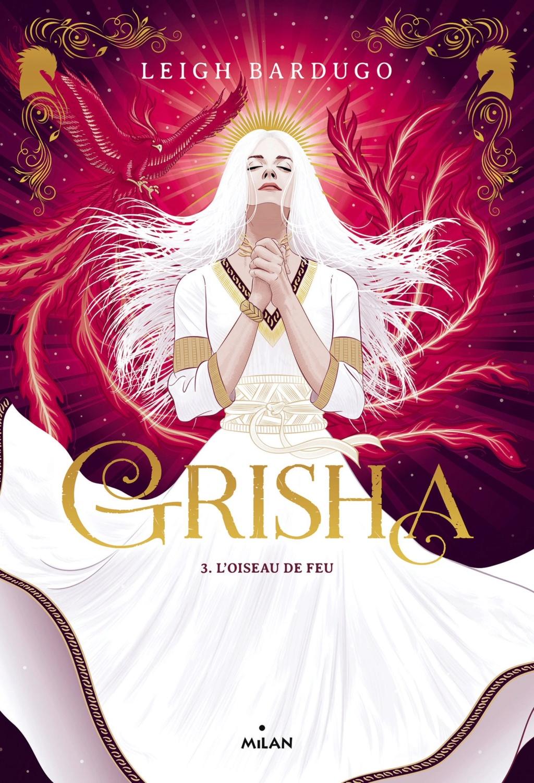 The Grisha Trilogy - Tome 3: L'Oiseau de Feu de Leigh Bardugo Grisha11