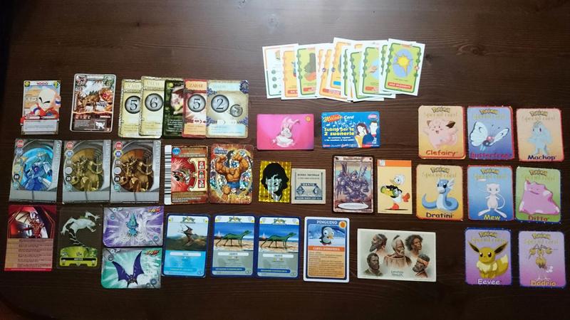 Lotto card Card110