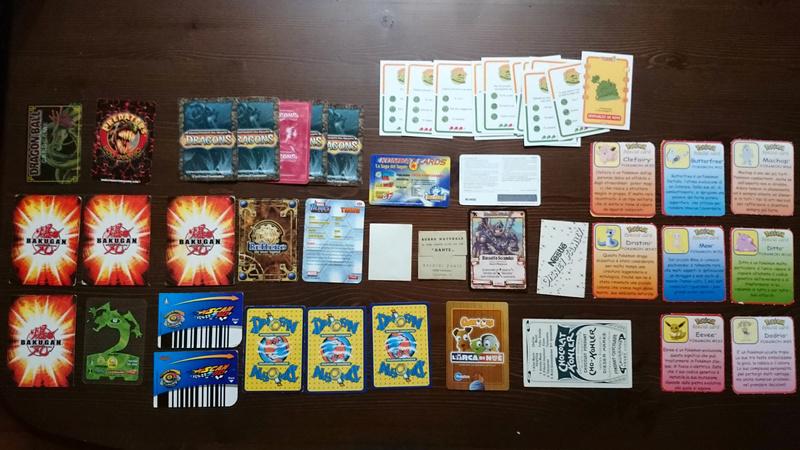 Lotto card Card210