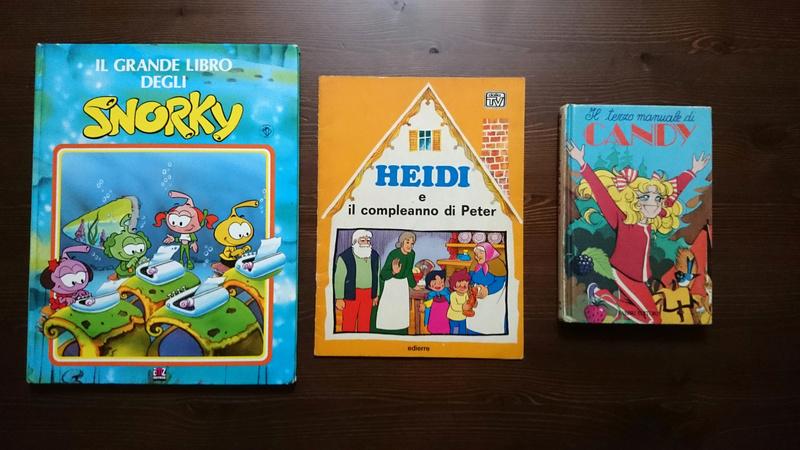 Libri Snorky, Heidi, Candy Carton10
