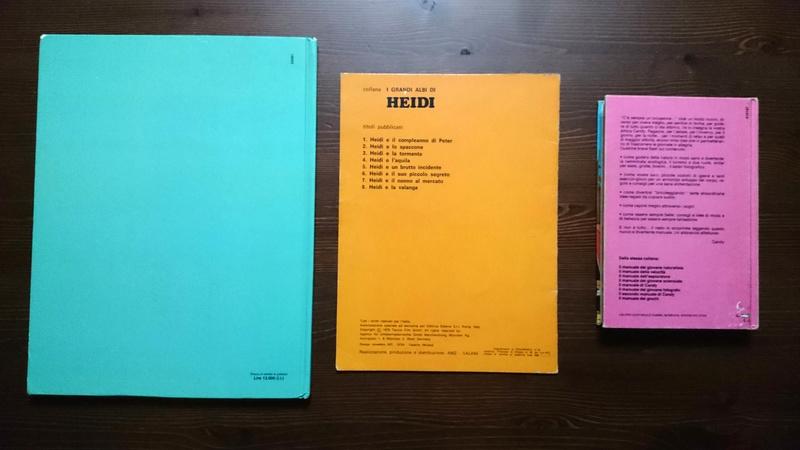 Libri Snorky, Heidi, Candy Carton11