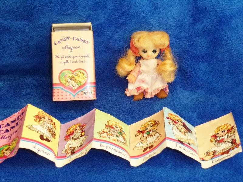 Bamboline Mini GIG e candy candy P1020112