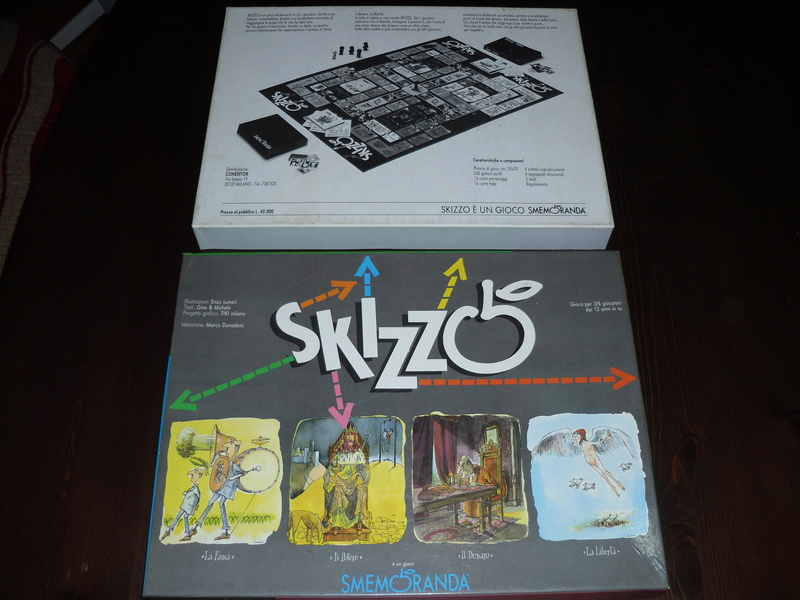 Dick Tracy (EG) anni '80 - Skizzo (Smemoranda)  Sam_3510