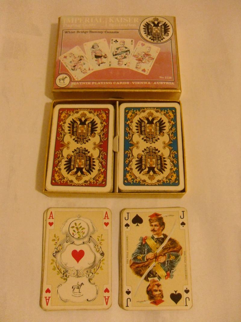 Carte da gioco - Kaiser Imperial Sam_3710