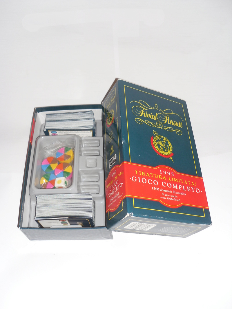 Trivial Pursuit (Parker) 1995 - Il Gioco del CINEMA - 1989 - RAI  Sam_3711