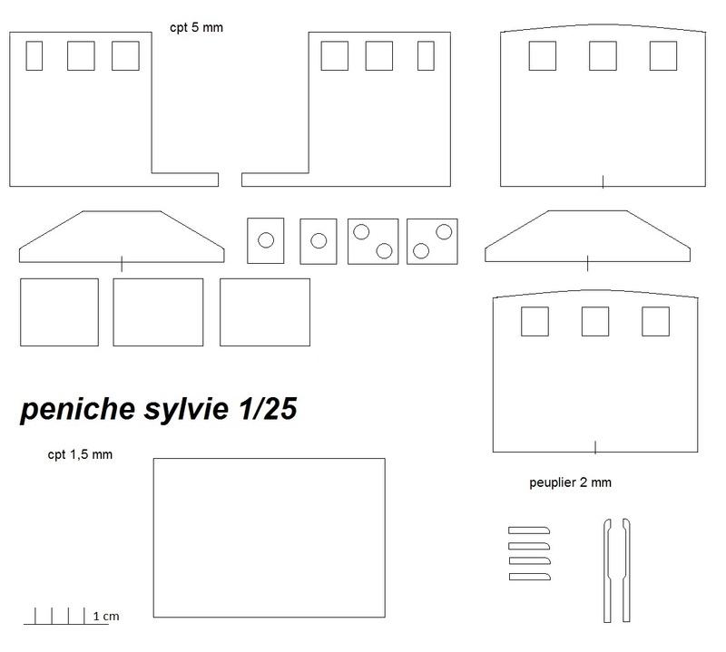peniche sylvie plan systeme D des années 50 (origine. stab) - Page 2 Penich10