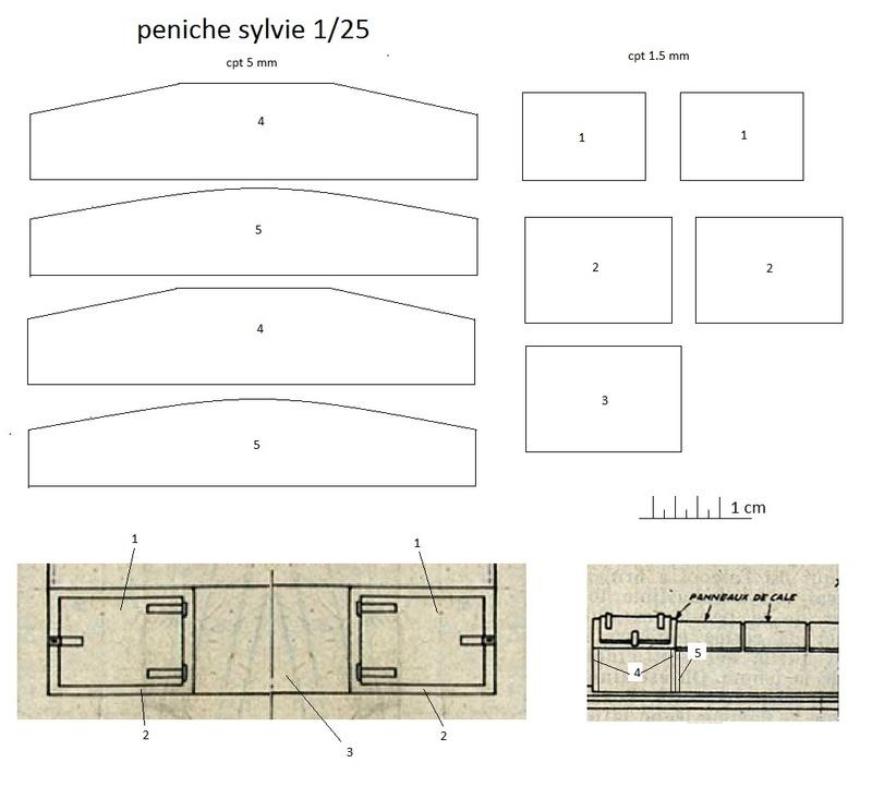peniche sylvie plan systeme D des années 50 (origine. stab) - Page 2 Penich12
