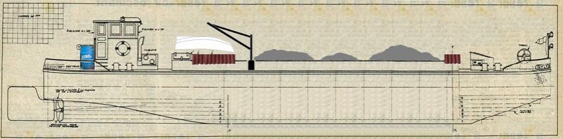 peniche sylvie plan systeme D des années 50 (origine. stab) - Page 3 Penich13