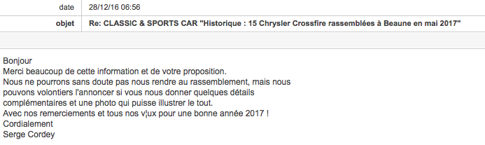 CROSSFIRE TOUR 2017 : Ascension 2017 | 25 au 28 Mai | Bourgogne avec 24 Chrysler enregistrées - Page 2 Captur10