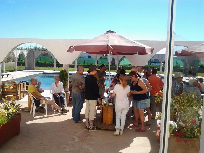 [Maroc Camp/Dernières nouvelles] Camping TAKAT : début d'année 2017 dans la bonne humeur 20170110