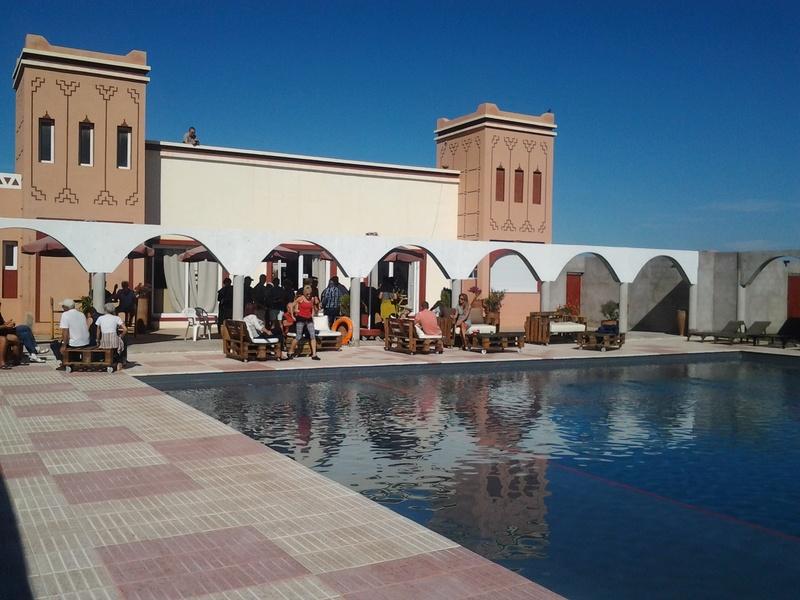 [Maroc Camp/Dernières nouvelles] Camping TAKAT : début d'année 2017 dans la bonne humeur 20170113