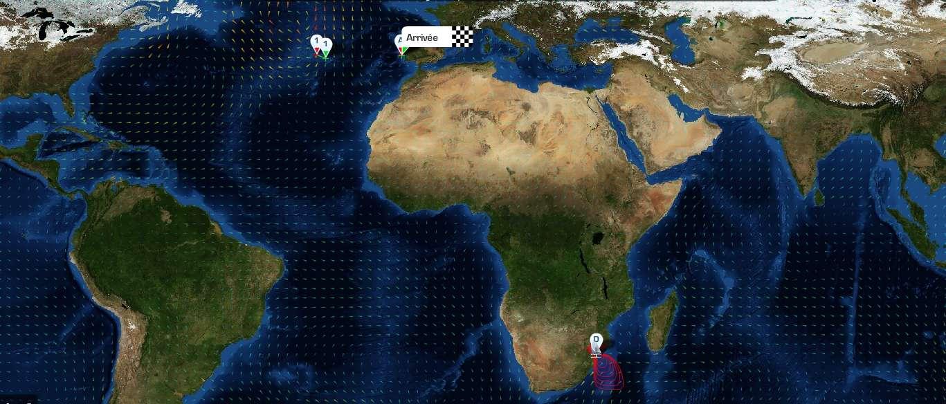 Volta Do Mar sur LS Volta10