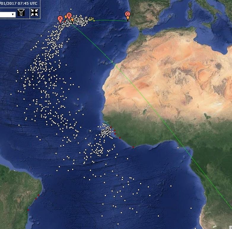 Volta Do Mar sur LS Volta210