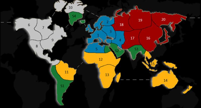 Carte de territoires et règles de la guerre (V5) Cartev10