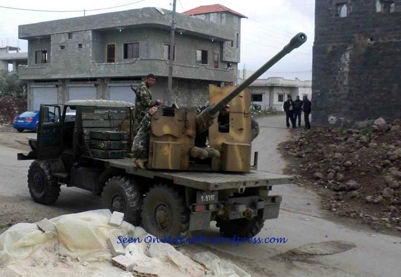 Syrian Arab Army (SAA) - Page 3 S-60_511