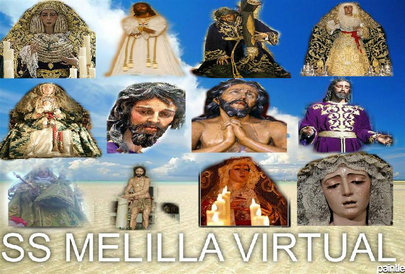 semana santa melilla virtual